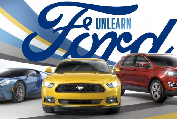 Ford Unlearn